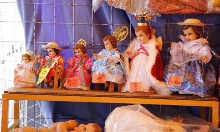 Caen ventas en vestidos de «Niños Dios»