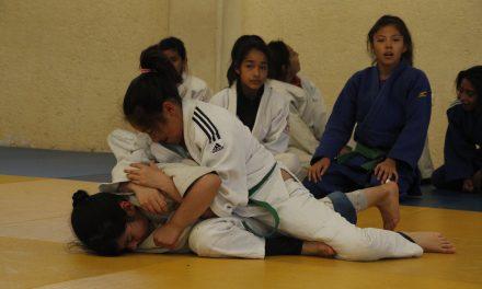 Campamento Nacional de Judo en el CEAR