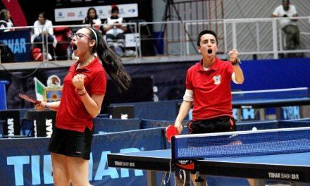 Centroamericano de tenis de mesa en agenda de hidalguenses