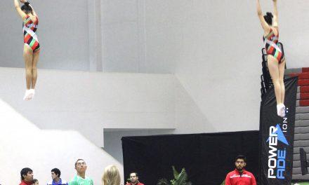 Material de gimnasia de trampolín, detenido en Tlahuelilpan