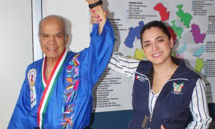 Busca Hugo Puentes un título más en el  Gold Fighter México.