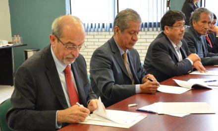 ITP firma acuerdo para trabajar en el rubro mecánico aeroespacial