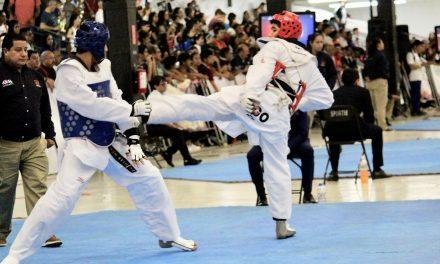 33 taekwondoínes de Hidalgo en el regional del SNC