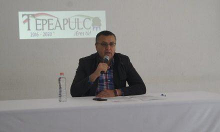 En Tepeapulco anuncian descuento extra para contribuyentes cumplidos