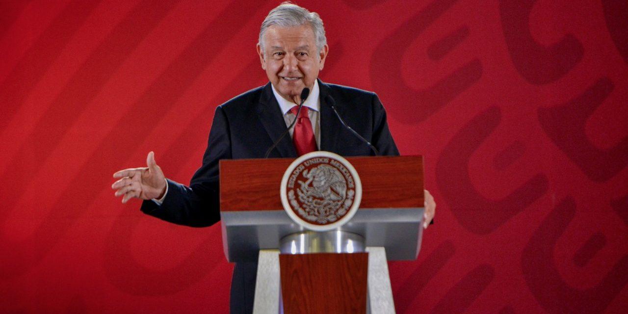 Propone Amlo reorientar recurso de Iniciativa Mérida