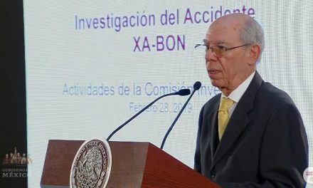 Liberan audios de helicóptero donde murió Martha Érika y Rafael Moreno