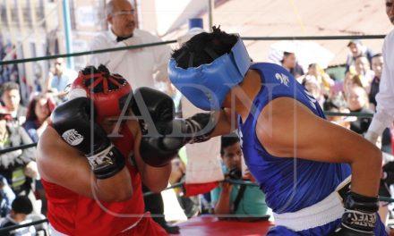 Rumbo a Juegos Panamericanos, pugilistas visitaron Gym Perea