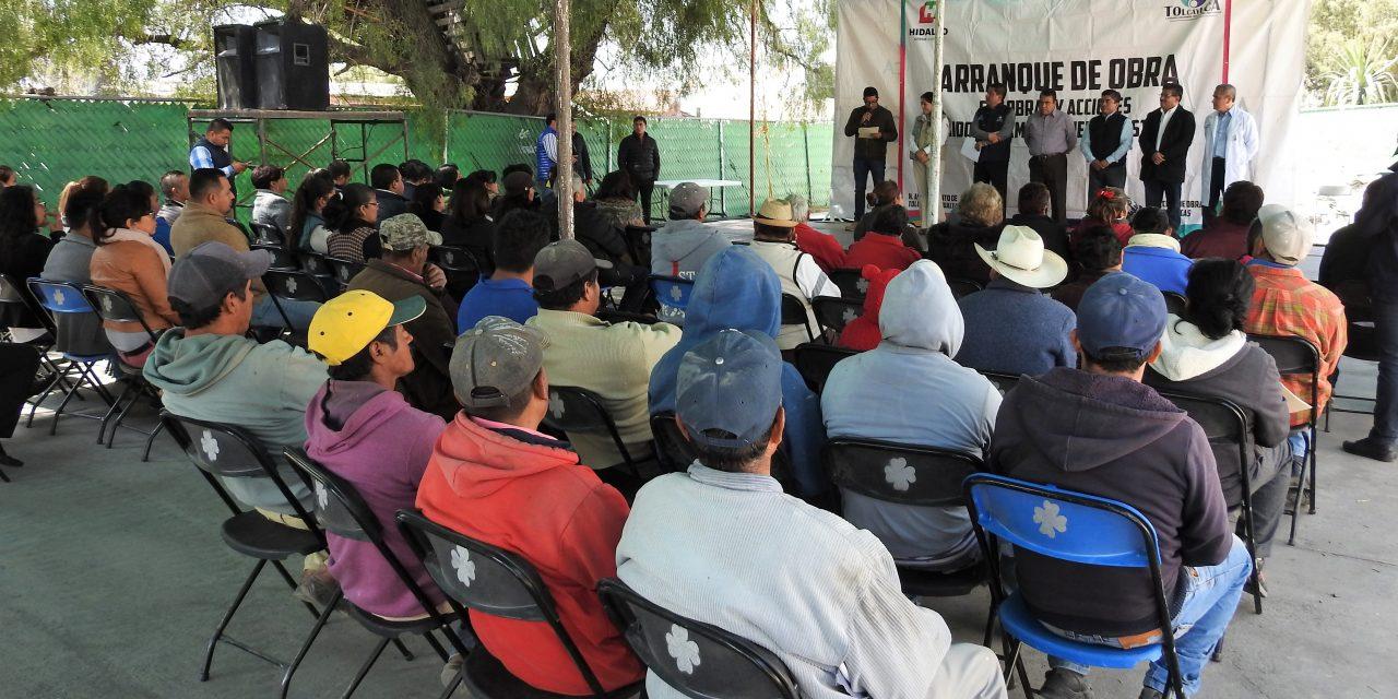 Proyectan para este 2019 dos obras en materia de salud en Tolcayuca