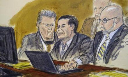 Declaran culpable al Chapo Guzmán; tendra cadena perpetua