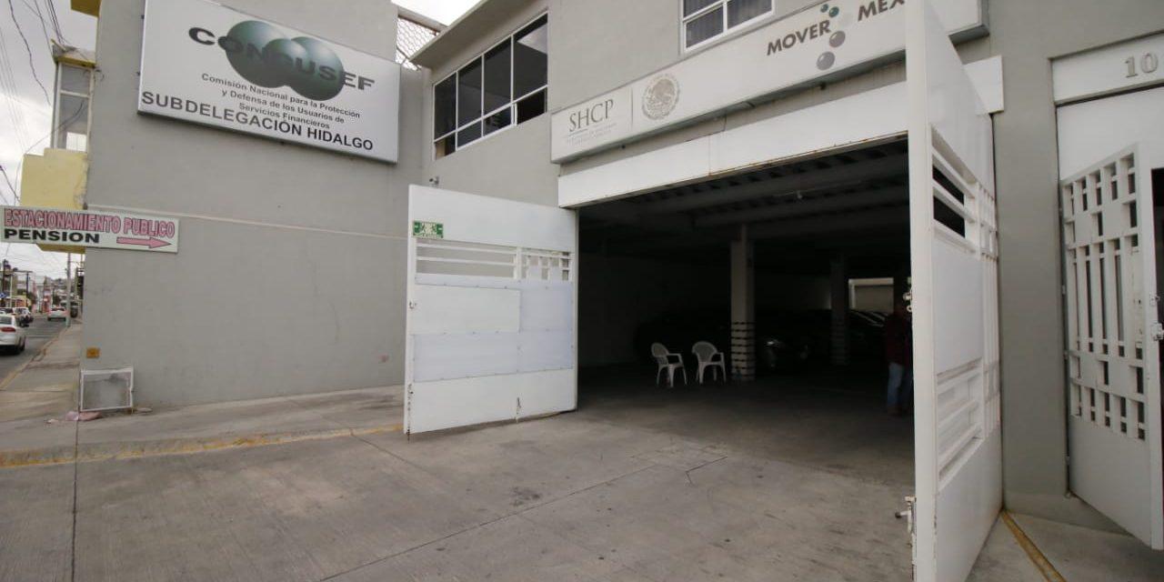 Consusef garantiza devoluciones a usuarios de Banco Ahorro Famsa