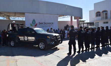Municipio de San Salvador requiere de más policías