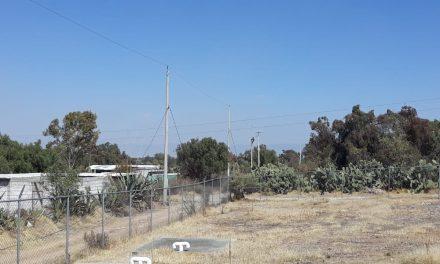 Realizan 3 electrificaciones en comunidades de Villa de Tezontepec