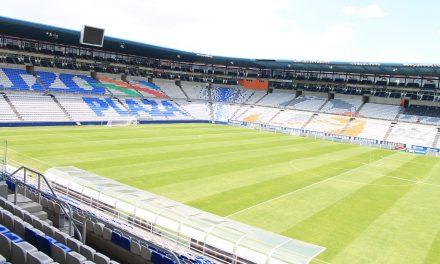Este día cumple 26 años el Estadio Hidalgo
