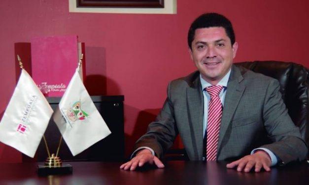 Alcalde de Zempoala proyecta creación de tren que conecte zona metropolitana de Pachuca con la CDMX