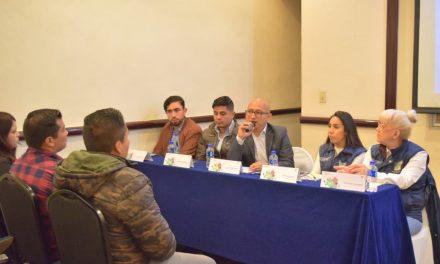 Realizan reunión de Instancias Municipales de la Juventud