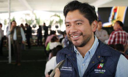 Pista aeroportuaria de Tizayuca abonará al crecimiento económico: Romo Cruz