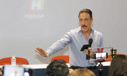 Hidalgo, listo para sumarse a proyecto aeroportuario