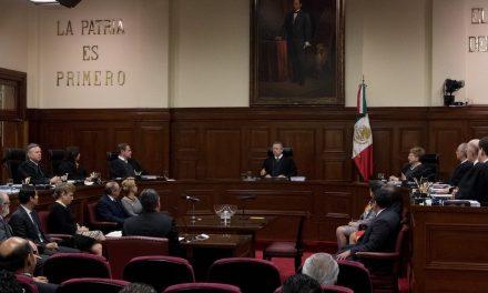 SCJN confirma suspensión de Ley de Remuneraciones
