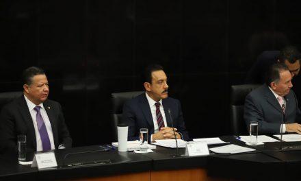 Hidalgo respalda propuesta de creación de la Guardia Nacional