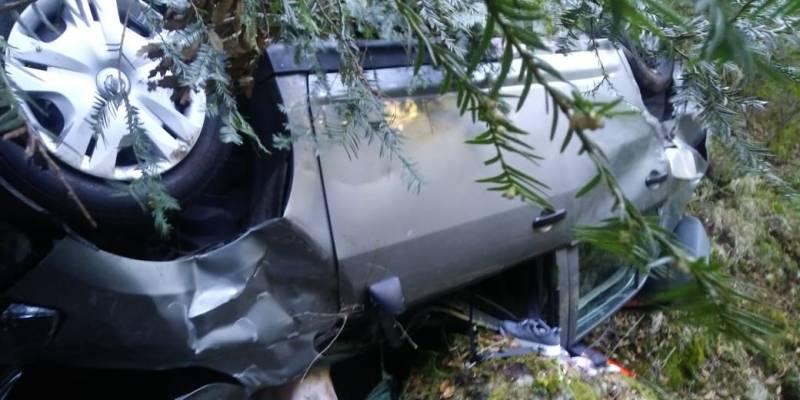Fallece menor en accidente automovilístico, en Mineral del Chico