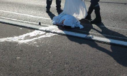 Fallece una persona al ser atropellada en la México-Pachuca