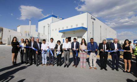 Inaugura Fayad empresa en Zimapán