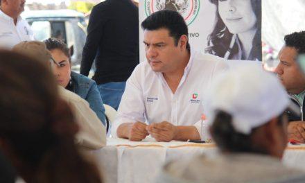 Audiencias públicas, acercamiento directo con la sociedad: Daniel Jiménez