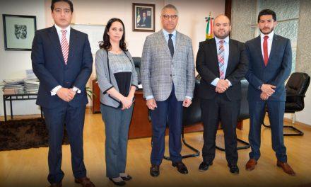 Presentan a nuevos subprocuradores de Hidalgo