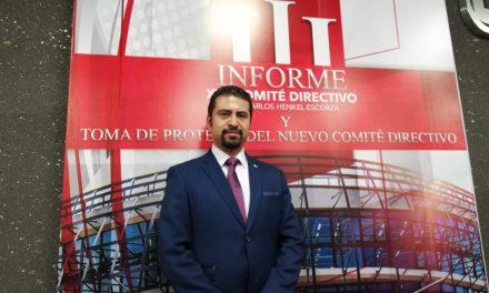 Luis Miguel Escudero Hernández presidirá la Cmic Hidalgo