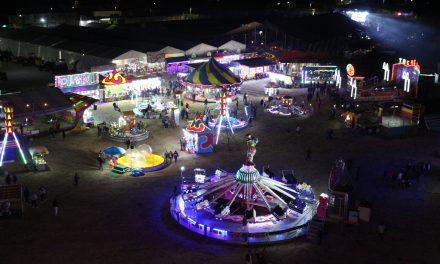 Inicia la Expo Feria Tizayuca 2019 con seguridad garantizada