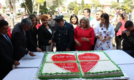 Tizayuca, municipio que celebra más matrimonios colectivos gratuitos