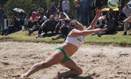 Anuncian nacional de Voleibol de playa en Mixquiahuala