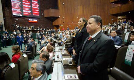 Menchaca informa sobre agenda de Comisión de Justicia