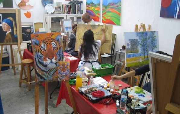 Piden Pachuqueños fomento artístico en escuelas públicas