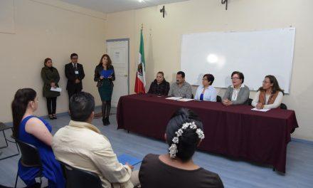 Obtienen licenciatura tres internos en el Cereso de Pachuca