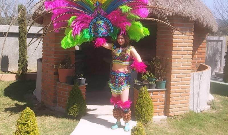 Todo listo para el Carnaval Agua Blanca 2019
