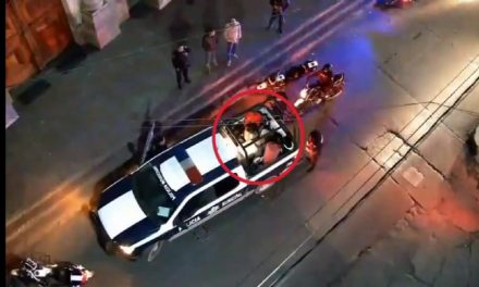 Con videovigilancia y operativo policial, disuaden riña callejera en Tulancingo