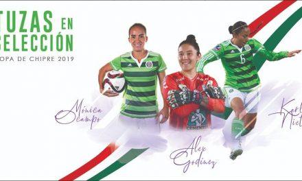 Ocampo, Nieto y Godínez disputarán Copa Chipre