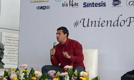 Periodistas en México enfrenta problemas para ejercer su labor: Humberto Padgett