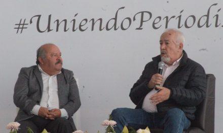 Pese a limitantes, el periodismo es apasionante: Humberto Musacchio