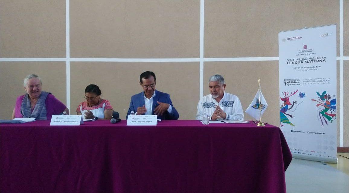 Ixmiquilpan, sede del Congreso Interestatal de la Lengua Hñähñu