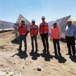 Parque Energético de Nopala lleva un avance del 80%