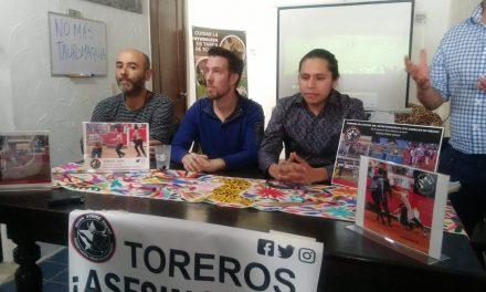 Biofutura presentó denuncia por corrida de toros en Pachuca: acusa ilegalidad