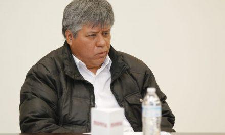 Morena continúa sin delegado local
