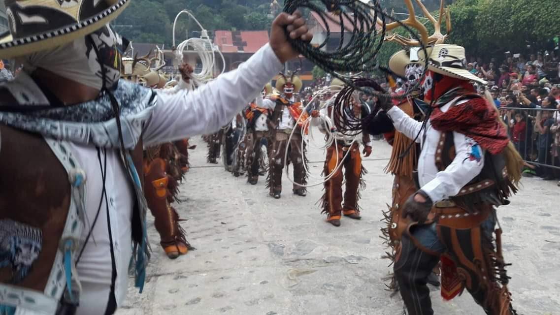 Se disfrazarán 5 mil personas en el Carnaval de Calnali