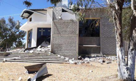 Dos heridos tras explosión de pirotecnia en Cuautepec