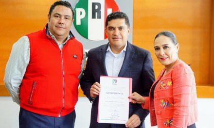 Nombran a Julio Valera secretario de organización del PRI