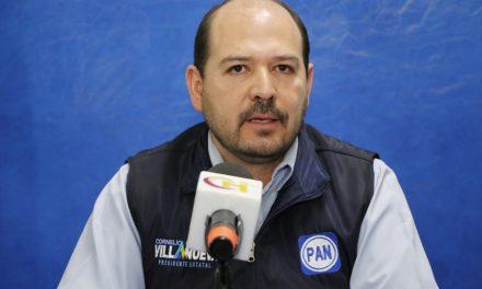 Presidente del PAN reconoce distanciamiento del alcalde de Mineral de la Reforma