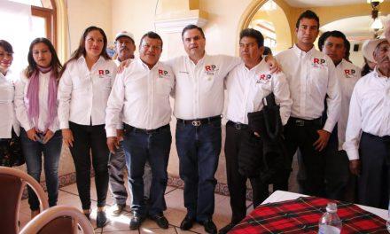 """""""Redes Sociales Progresistas» promueve otorgamiento de terrenos para vivienda"""
