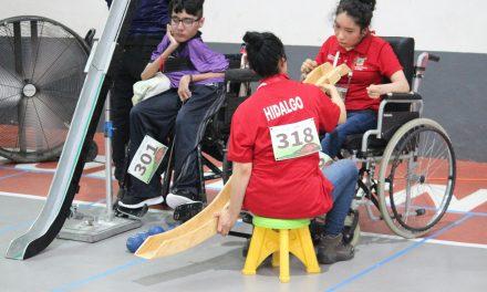 Atletas buscan pase a la Paralimpiada Nacional 2019